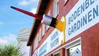 Binkele Gemmingen Farben Tapeten Gardinen Bodenbeläge Grosshandel - Hausmesse 2017