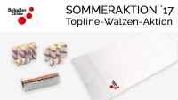 Binkele Gemmingen - Grosshandel für Farben Tapeten Gardinen Bodenbeläge - Schuller Topline Walzen Aktion