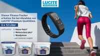 Binkele Gemmingen Farben Tapeten Gardinen Bodenbeläge Grosshandel - Lucite Fitness-Tracker