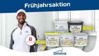 Binkele Grosshandel Farben - Dinova Frühjahrsaktion