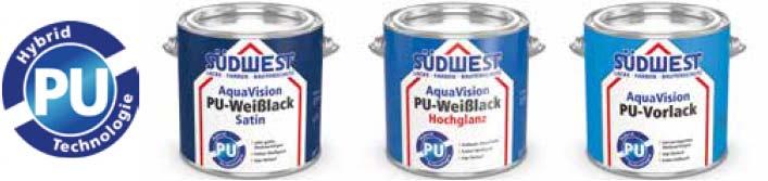Binkele Grosshandel - Südwest AquaVision Weißlack Aktion