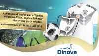 Binkele Grosshandel Farben - Dinova Farben WM Aktion