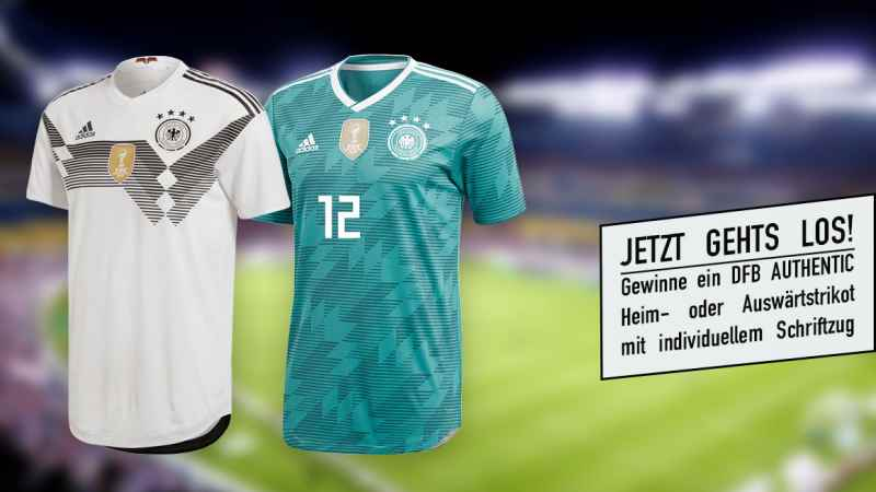 Binkele Gemmingen - WM Gewinnspiel DFB Trikot zu gewinnen
