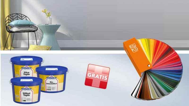 Binkele Grosshandel Farben & Lacke - SÜDWEST Partner Aktion
