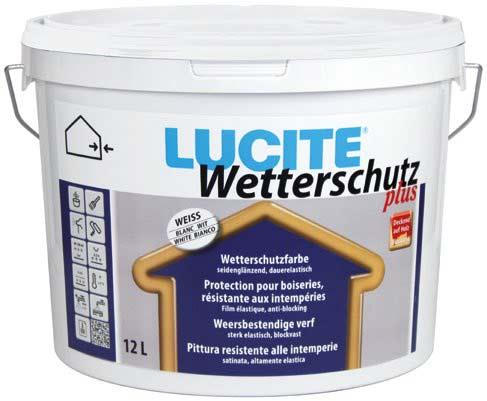 Binkele Farben, Lacke & Malerzubehör - Lucite Wetterschutz