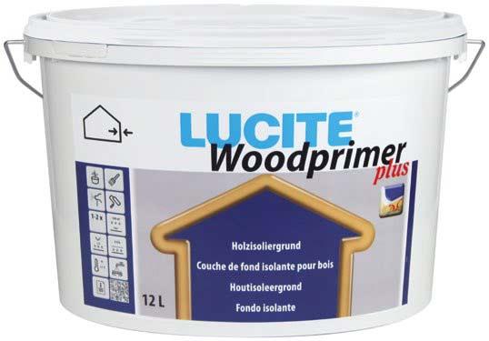 Binkele Farben, Lacke & Malerzubehör - Lucite Woodprimer